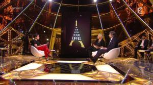 Alessandra Sublet dans un Soir à la Tour Eiffel - 25/02/15 - 04