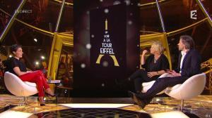 Alessandra Sublet dans un Soir à la Tour Eiffel - 25/02/15 - 05