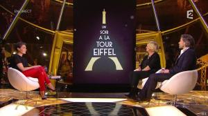 Alessandra Sublet dans un Soir à la Tour Eiffel - 25/02/15 - 06