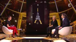 Alessandra Sublet dans un Soir à la Tour Eiffel - 25/02/15 - 07