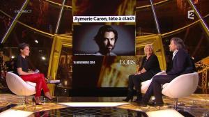 Alessandra Sublet dans un Soir à la Tour Eiffel - 25/02/15 - 08