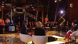 Alessandra Sublet dans un Soir à la Tour Eiffel - 25/02/15 - 10