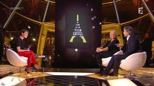 Alessandra Sublet dans un Soir à la Tour Eiffel - 25/02/15 - 11