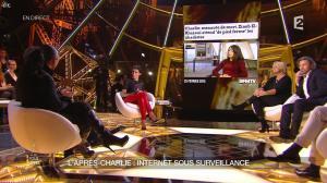 Alessandra Sublet dans un Soir à la Tour Eiffel - 25/02/15 - 13