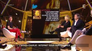 Alessandra Sublet dans un Soir à la Tour Eiffel - 25/02/15 - 17