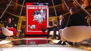 Alessandra Sublet dans un Soir à la Tour Eiffel - 25/02/15 - 18