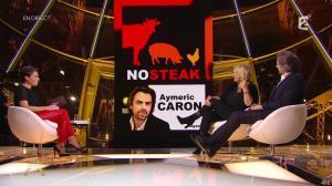 Alessandra Sublet dans un Soir à la Tour Eiffel - 25/02/15 - 21