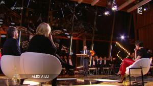 Alessandra Sublet dans un Soir à la Tour Eiffel - 25/02/15 - 23
