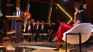 Alessandra Sublet dans un Soir à la Tour Eiffel - 25/02/15 - 24