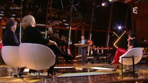 Alessandra Sublet dans un Soir à la Tour Eiffel - 25/02/15 - 25