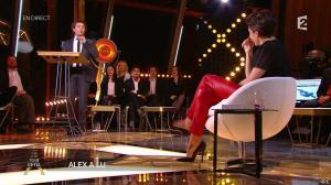 Alessandra Sublet dans un Soir à la Tour Eiffel - 25/02/15 - 26