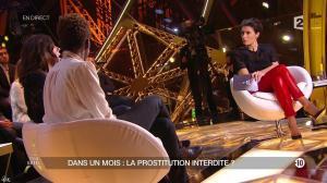 Alessandra Sublet dans un Soir à la Tour Eiffel - 25/02/15 - 30