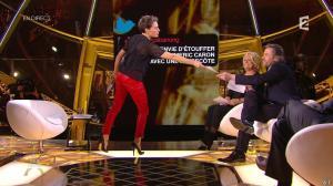 Alessandra Sublet dans un Soir à la Tour Eiffel - 25/02/15 - 35