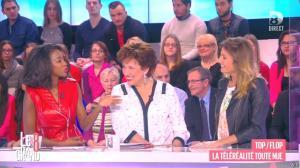 Hapsatou Sy et Caroline Ithurbide dans le Grand 8 - 09/02/15 - 10