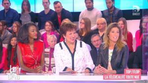 Hapsatou Sy et Caroline Ithurbide dans le Grand 8 - 09/02/15 - 11