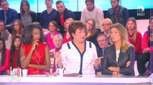 Hapsatou Sy et Caroline Ithurbide dans le Grand 8 - 09/02/15 - 20