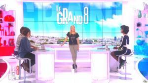 Laurence Ferrari et Audrey Pulvar dans le Grand 8 - 02/03/15 - 02