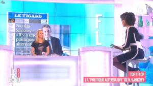Laurence Ferrari et Audrey Pulvar dans le Grand 8 - 02/03/15 - 12