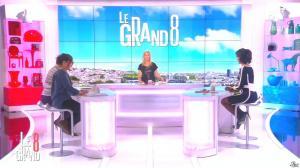 Laurence Ferrari et Audrey Pulvar dans le Grand 8 - 02/03/15 - 14