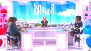 Laurence Ferrari et Audrey Pulvar dans le Grand 8 - 02/03/15 - 16