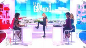Laurence Ferrari, Hapsatou Sy et Audrey Pulvar dans le Grand 8 - 02/02/15 - 02