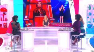 Laurence Ferrari, Hapsatou Sy et Audrey Pulvar dans le Grand 8 - 02/02/15 - 17