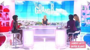 Laurence Ferrari, Hapsatou Sy et Audrey Pulvar dans le Grand 8 - 02/02/15 - 34