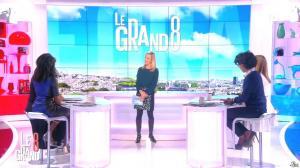 Laurence Ferrari, Hapsatou Sy et Audrey Pulvar dans le Grand 8 - 06/02/15 - 01
