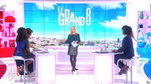 Laurence Ferrari, Hapsatou Sy et Audrey Pulvar dans le Grand 8 - 06/02/15 - 11