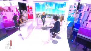 Laurence Ferrari, Hapsatou Sy et Audrey Pulvar dans le Grand 8 - 06/02/15 - 12