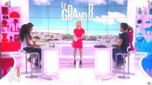 Laurence Ferrari, Hapsatou Sy et Audrey Pulvar dans le Grand 8 - 09/04/15 - 01