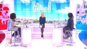 Laurence Ferrari, Hapsatou Sy et Audrey Pulvar dans le Grand 8 - 11/02/15 - 01