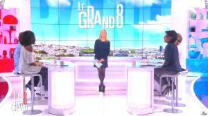 Laurence Ferrari, Hapsatou Sy et Audrey Pulvar dans le Grand 8 - 11/02/15 - 02