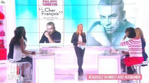 Laurence Ferrari, Hapsatou Sy et Audrey Pulvar dans le Grand 8 - 11/03/15 - 01