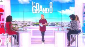 Laurence Ferrari, Hapsatou Sy et Audrey Pulvar dans le Grand 8 - 13/02/15 - 01