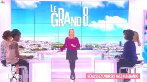 Laurence Ferrari, Hapsatou Sy et Audrey Pulvar dans le Grand 8 - 16/02/15 - 02