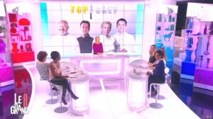 Laurence Ferrari, Hapsatou Sy et Audrey Pulvar dans le Grand 8 - 16/02/15 - 05