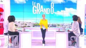 Laurence Ferrari, Hapsatou Sy et Audrey Pulvar dans le Grand 8 - 18/02/15 - 02