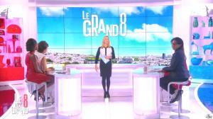 Laurence Ferrari, Hapsatou Sy et Audrey Pulvar dans le Grand 8 - 30/01/15 - 12