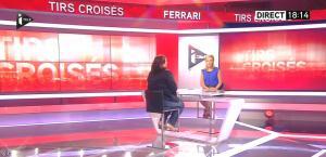 Laurence Ferrari dans Tirs Croisés - 19/05/15 - 02
