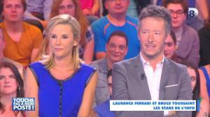 Laurence Ferrari dans Touche pas à mon Poste - 19/05/15 - 14