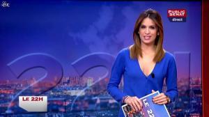 Sonia Mabrouk dans le 22h - 01/12/14 - 01