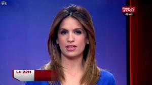 Sonia Mabrouk dans le 22h - 01/12/14 - 02