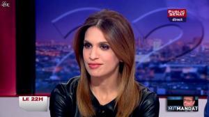 Sonia Mabrouk dans le 22h - 06/11/14 - 08