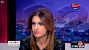 Sonia Mabrouk dans le 22h - 06/11/14 - 09