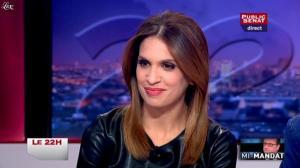 Sonia Mabrouk dans le 22h - 06/11/14 - 10