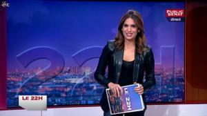 Sonia Mabrouk dans le 22h - 12/11/14 - 01