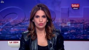 Sonia Mabrouk dans le 22h - 12/11/14 - 02