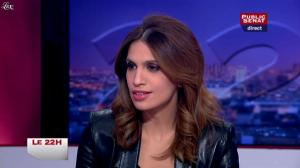 Sonia Mabrouk dans le 22h - 12/11/14 - 06