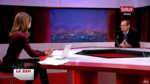 Sonia Mabrouk dans le 22h - 18/11/14 - 02